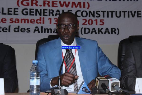 Photos - Oumar Sarr et ses amis manoeuvrent pour évincer Idrissa Seck de la direction de Rewmi
