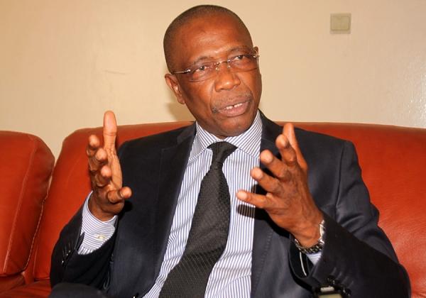 El Hadj Hamidou Kassé : ''Je souhaite que le candidat du Ps soit Macky Sall''