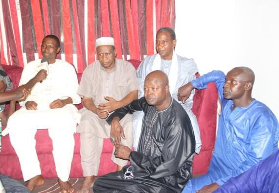 Coordonnateur de l'Apr du département de Kanel, Daouda Dia dépouille le Pds et Bokk Gis Gis de leurs conseillers municipaux