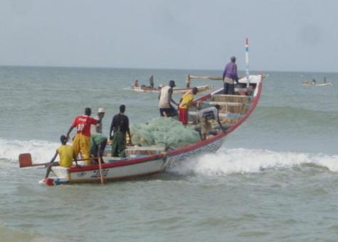 94 pêcheurs disparaissent en mer chaque année au Sénégal
