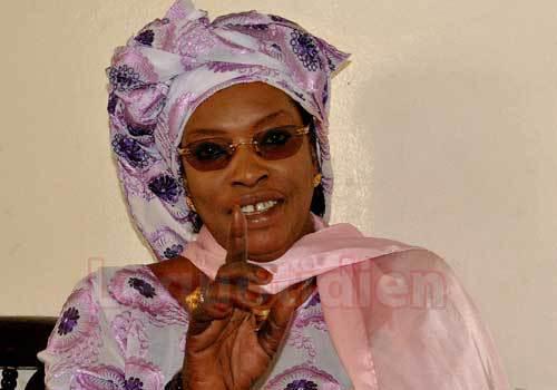 """Awa Diop assène ses vérités : """"Tout ce que Fada a dit est vrai, ce qui se passe aujourd'hui au Pds est inquiétant"""""""