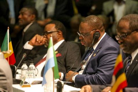 Intervention du Président Macky Sall à la réunion du Comité des dix sur la réforme du Conseil de sécurité de l'Onu