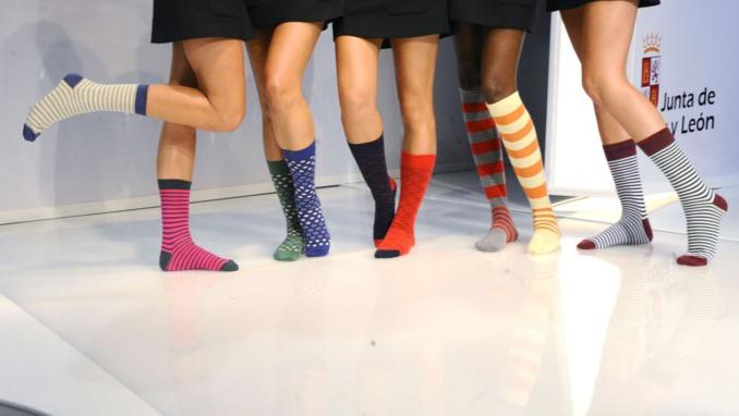Les gens qui ont des chaussettes totalement déjantées sont des rebelles, ils intriguent et réussissent mieux leur vie... En bref, ils sont géniaux !
