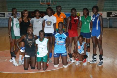 Championnat d'Afrique de volley-ball féminin : Une deuxième victoire des Lionnes