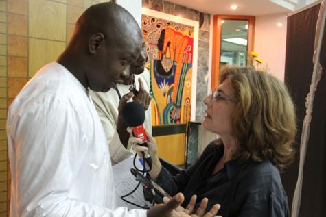 RFI : Guillaume Thibault remplace Carine Frenk à Dakar