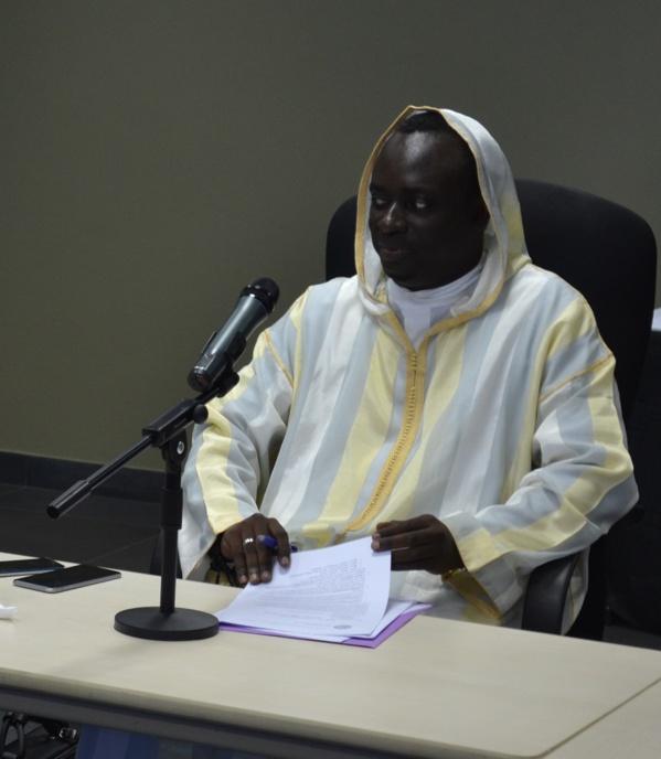 """Serigne Khadim Gaydel Lô  : """"L'erreur..., c'est de croire que des solutions politiques peuvent être apportées à des problèmes économiques"""""""