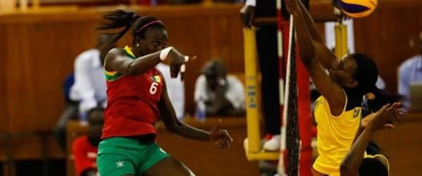 Championnat d'Afrique de volley-ball féminin : Les Lionnes se qualifient en demi-finale