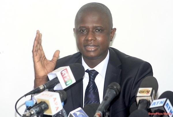 Nomination: Antoine Diome, nouvel Agent judiciaire de l'Etat