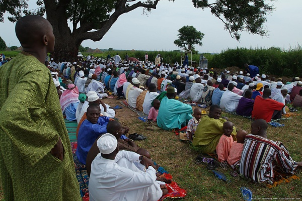 """Ramadan 2015: Les """"Ibadou"""" et la famille omarienne ont débuté aujourd'hui,"""