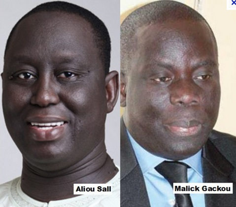 Aliou Sall fait la leçon à Malick Gackou