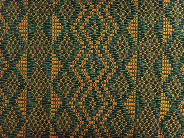 Le pagne tissé Manjak: un art générationnel