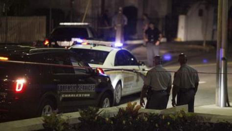 Un tireur blanc fait neuf morts dans une église de Noirs