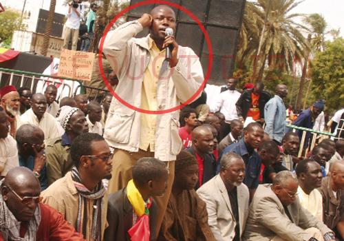 Le présumé meurtrier de Mamadou Diop en mission au Mali: Les droits de l'hommiste crient au scandale