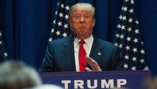 Candidature à l'investiture républicaine : Donald Trump a payé des acteurs pour l'applaudir