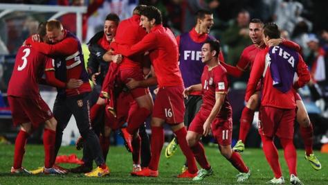 Mondial U20 : La Serbie au paradis !