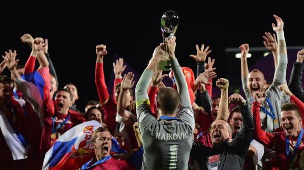 Coupe du Monde U20: La Serbie championne!