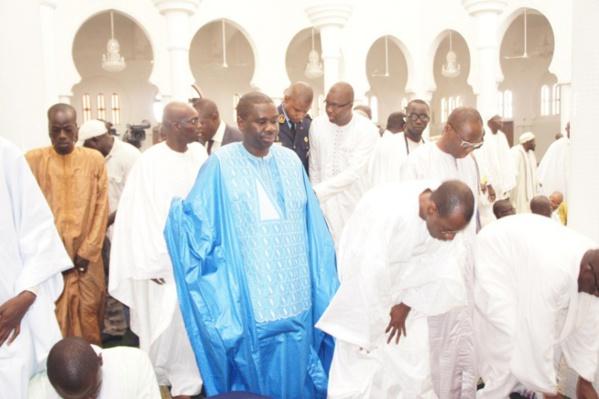 VIDEO: Inauguration grande mosquée de Mbour, le discours du ministre de l'intérieur Abdoulaye Daouda Diallo.