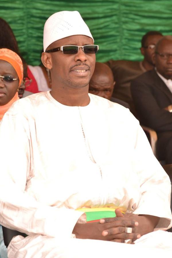 """Mbaye Ndiaye : """"Moustapha Diop n'est pas un petit ministre de la République"""""""