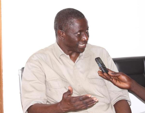 """Mamadou Mbodj, coordonnateur du M23 : """"C'est l'esprit du 23 juin qui porte la capacité à s'indigner, à se mobiliser pour défendre la Constitution..."""""""