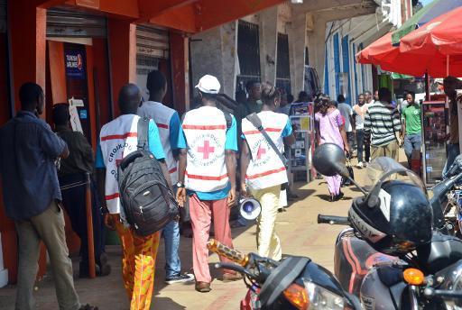 Ebola : la Guinée chiffre ses besoins à 1534 milliards de dollars