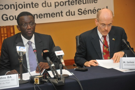 Amadou Bâ explique le retard accusé par les travaux de construction de la route nationale N°6