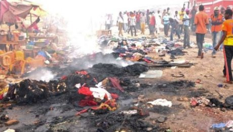 Nigeria : une fillette de douze ans tue 10 personnes dans un marché