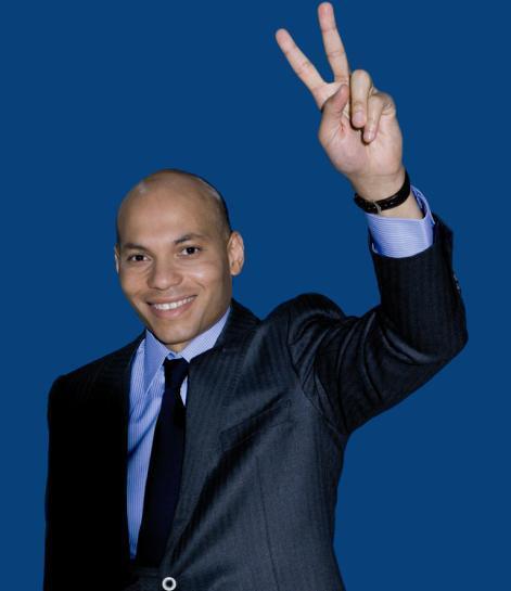 Depuis la citadelle du silence, Karim Wade veut maitriser sans bruit ses troupes