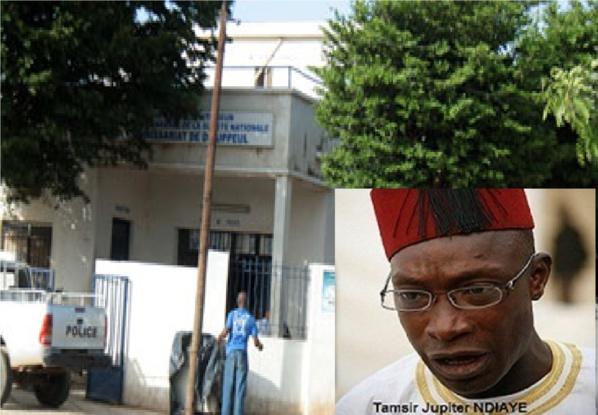 Tamsir Jupiter Ndiaye s'est réfugié au commissariat de Dieuppeul pour éviter le lynchage