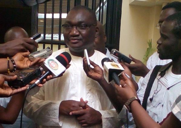 Basket - Me Babacar Ndiaye, nouveau président de la FSBB