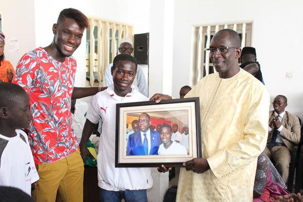 Yoff honore son fils Pape Diène Faye demi finaliste du Mondial