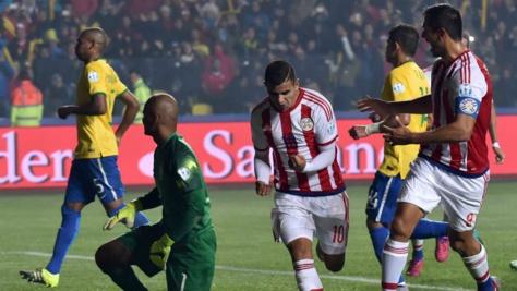 Copa America 2015: Brésil, l'inquiétante rechute