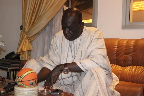 Baba Tandian sur l'avenir du basket sénégalais : « La division de la famille du basket sera réelle »