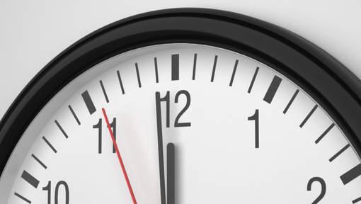 Une minute de 61 secondes demain soir