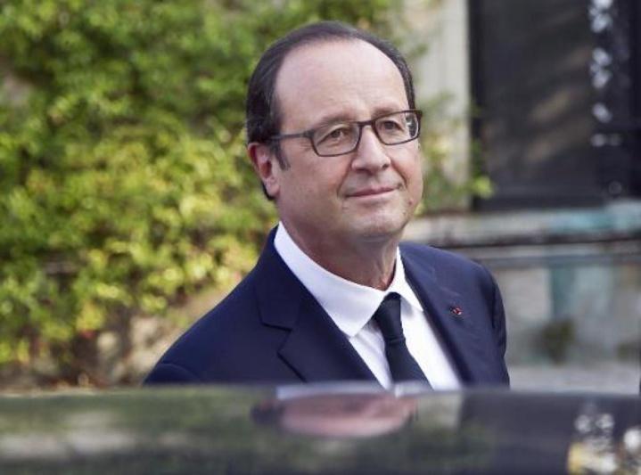 France : nouvelle tournée africaine de François Hollande