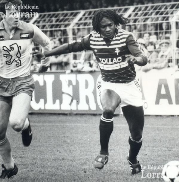 Jules Bocandé avait rejoint le FC Metz grâce à la télévision À Belge RTBF