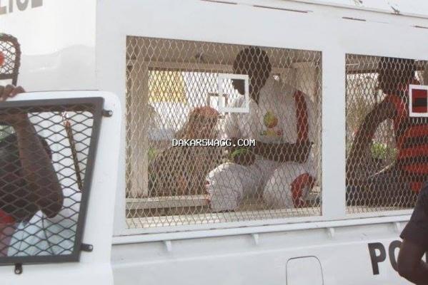 Retour de parquet pour Ama Baldé, transféré au commissariat central