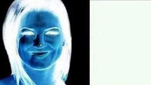 Fixez le point blanc sur l'image et découvrez une incroyable illusion d'optique
