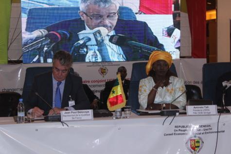 Environnemen: Le Pm Mouhamed Boun Abdalah Dionne invite les pays du Sud à trouver des financements pour lutter contre les dérèglements climatiques
