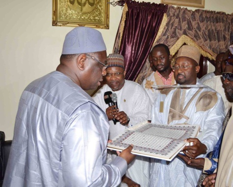 Opération de charme aux chefs religieux et coutumiers, imams et hommes d'église : Macky annonce des décorations...