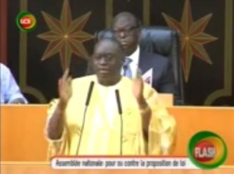 Modification du règlement intérieur de l'Assemblée: Me El Hadj Diouf brandit une plainte contre Moustapha Niass pour « faux et usage de faux »