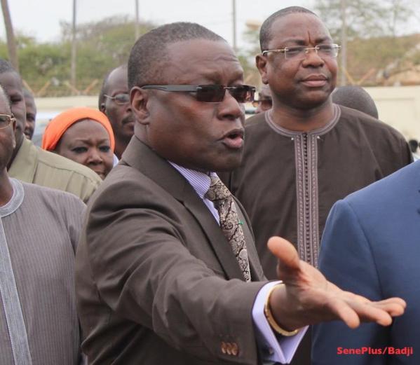Cité dans un rapport d'audit : Pierre Goudiaby Atepa menace de traîner la Cour des comptes en justice