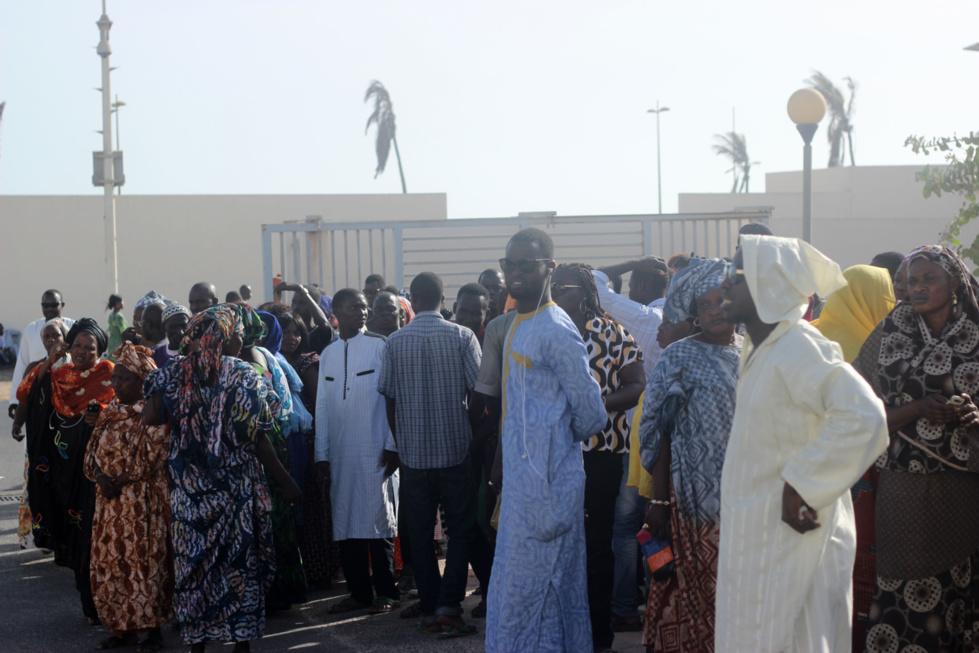Procès d'Ama Baldé: Un homme bizarre intrigue le Tribunal