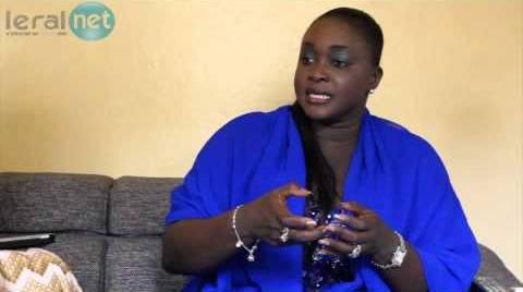 Fatou Thiam sur le décès de Pacotille: « C'est une perte pour tout le Pds »