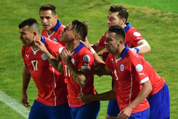 Chili v Argentine : 0-0 (4 tab à 1) Claudio Bravo, vainqueur de la Copa América 2015 !