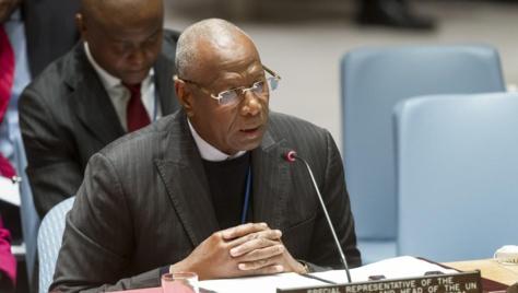 Burundi : Le pouvoir récuse Bathily