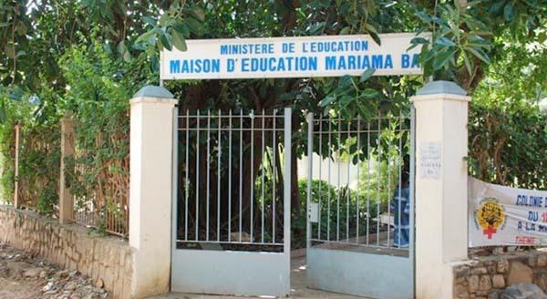 Concours d'entrée à la maison d'Education Mariama Bâ : La fille du ministre de l'Education recalée