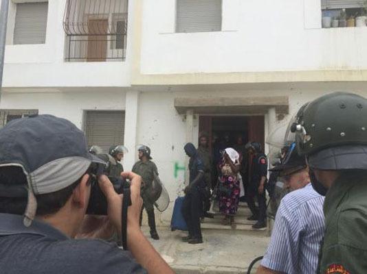 Maroc : les violences policières se poursuivent contre les migrants
