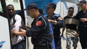 Le ministère de l'Intérieur avait donné une notice de 24 heures avant de lancer l'opération
