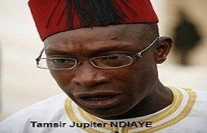 Tamsir Jupiter Ndiaye devant le juge