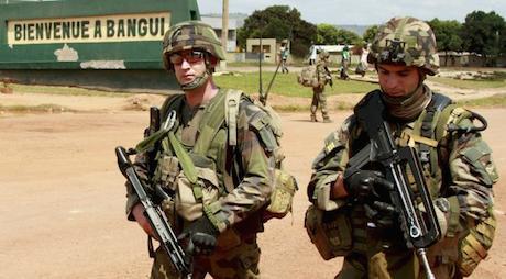 Soldats français accusés de viols : Paris envoie deux magistrats en Centrafrique